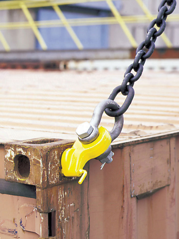 CLT/CLBContainer Lifting Lugs